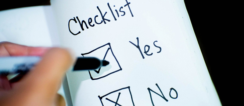 Looking to buy/rent a house? Perfect house viewing checklist